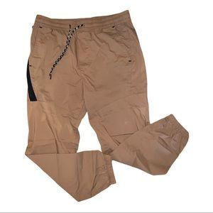 American Eagle Outfitters Boys Jogger Khaki Pants